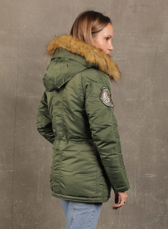 Женская Куртка Аляска Nord DENALI Husky N-3B 2019 г. - 2020 г.