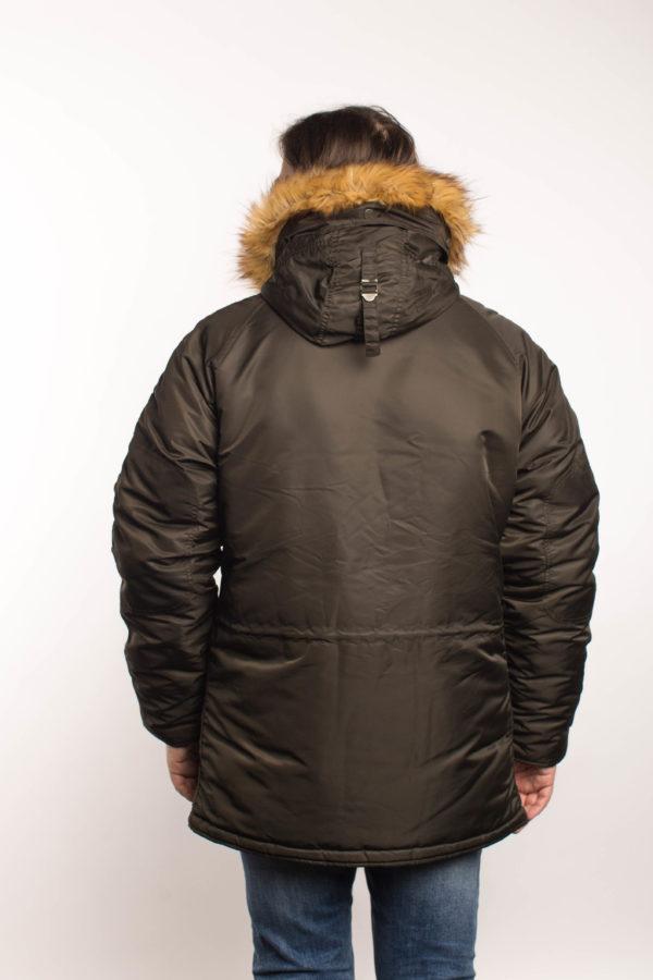 Куртка Аляска Nord DENALI Husky N-3B 2019 г. - 2020 г.