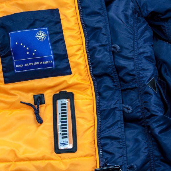 Куртка Аляска Nord DENALI Husky N-3B 2020 г. - 2021 г.